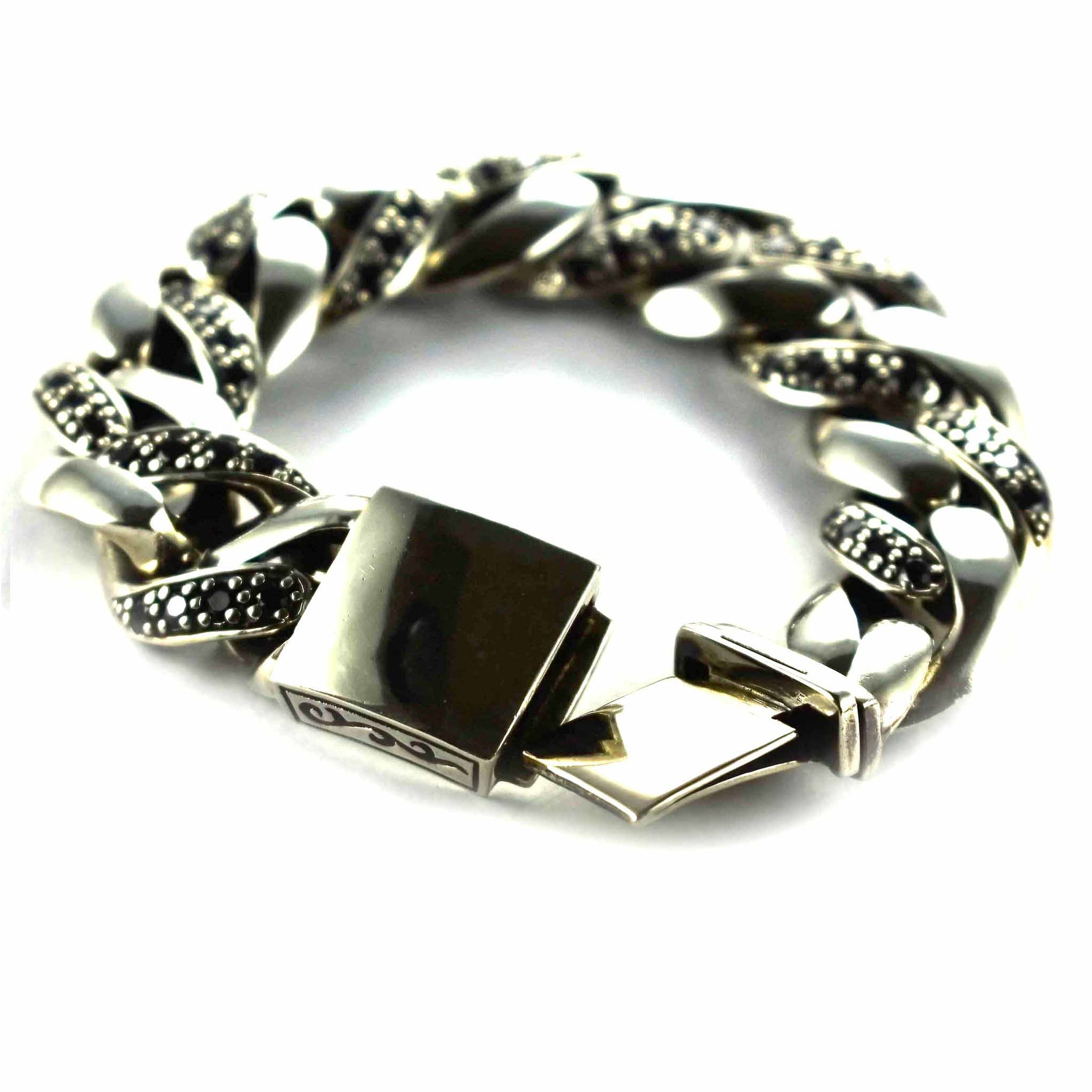 silver sale pihka in sustainable sample small bracelet lovia product