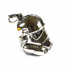 Stormtrooper silver pendant