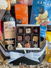 hamper 2020 wine choco bloom november 1299 luxe hamper with schoggi meier