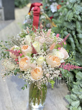 garden rose flower bouquet