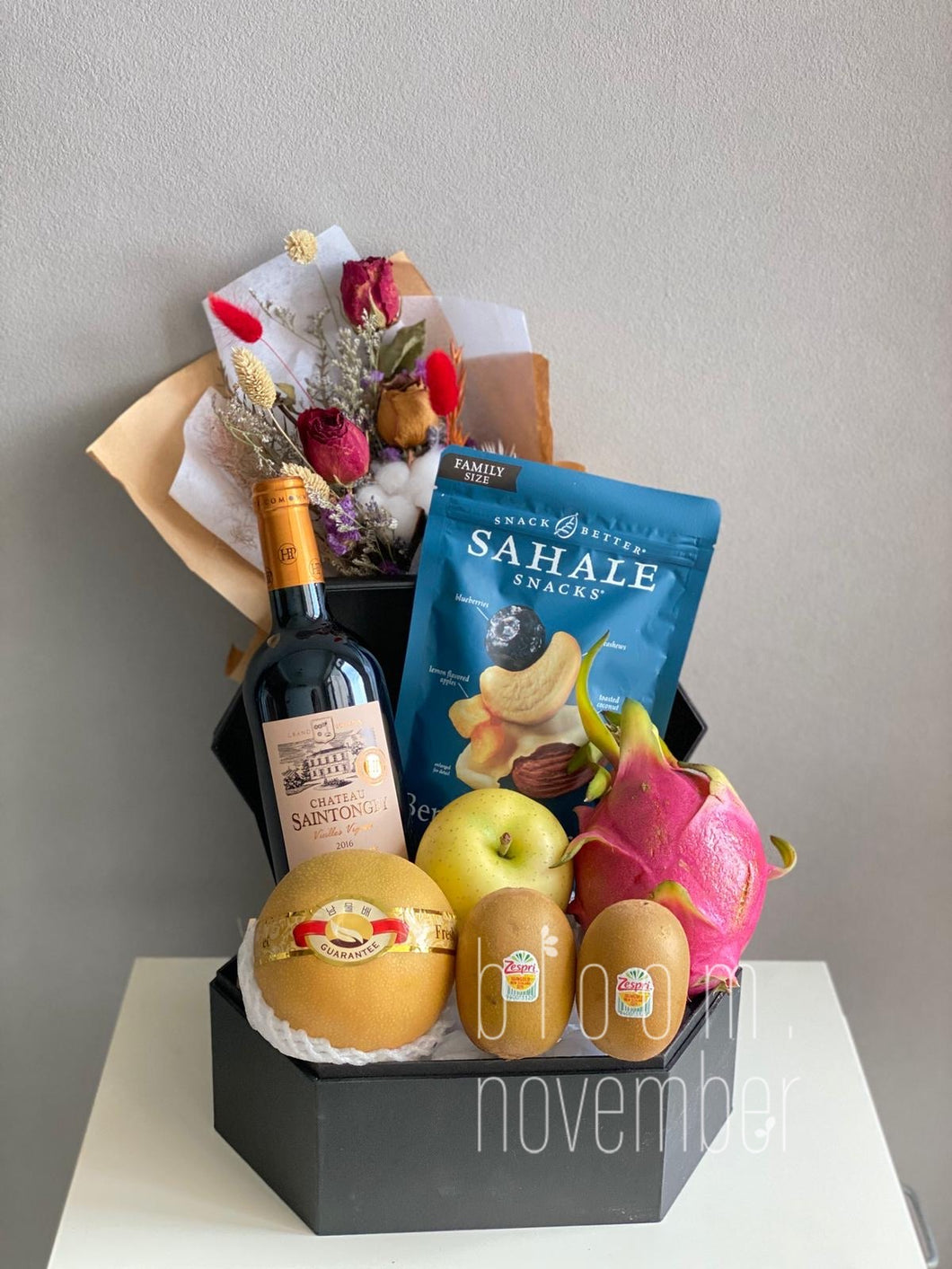 classic mid autumn fruit hampers bloom november