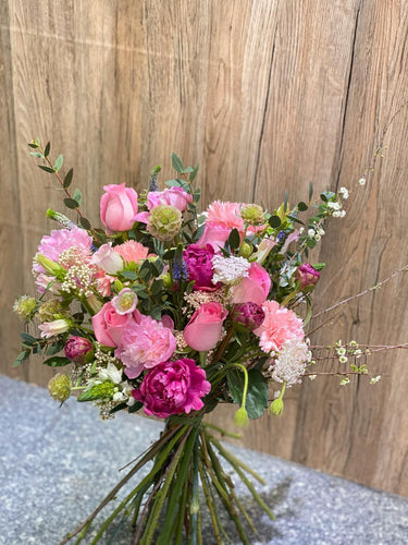 motherday paeony bouquet