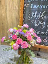 carnation mother day bouquet pink rose