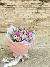 purple tulips mania flower bouquet delivery bloom november