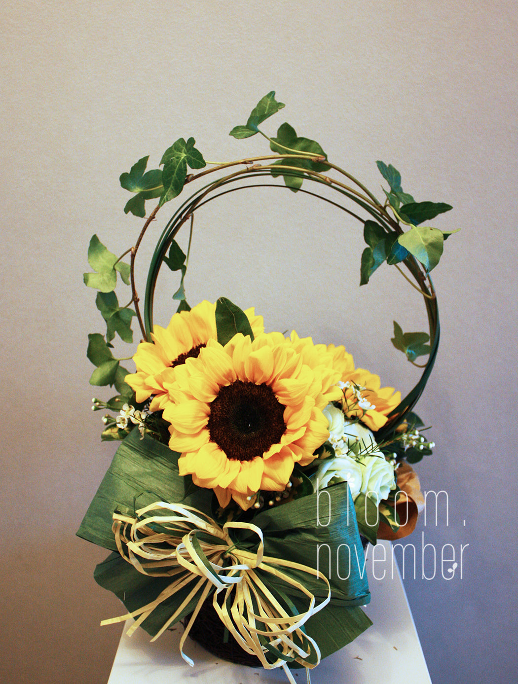 bouquet flower bloom november