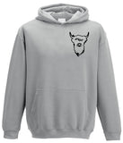 Highland Cow Hoodie (5-11 years)
