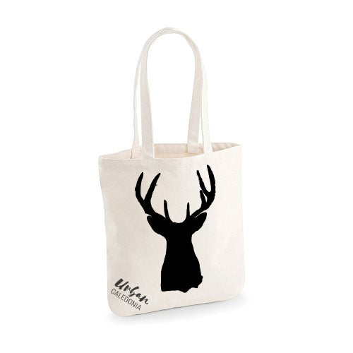 Stag Canvas Bag