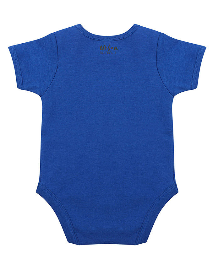 Highland Cow Baby Bodysuit