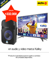 Desde $339.900 en Reproductores de audio y video KALLEY