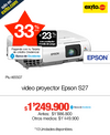 Video Proyector S27