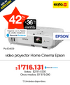 Videoproyector Home Cinema