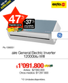 AIRE GE INVERTER 12000BTU WIFI