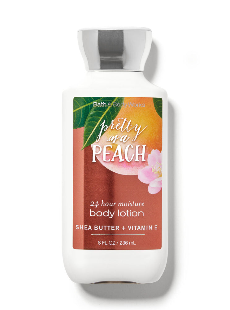 Bath & Body Works - Body Lotion - Pretty as a Peach