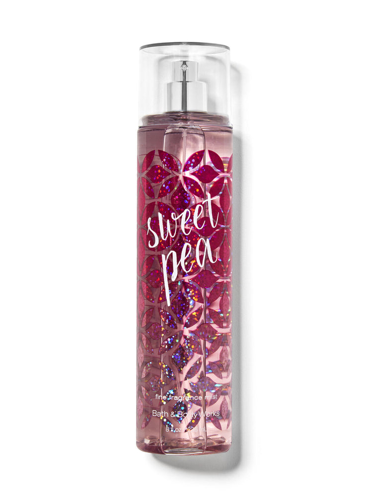 Bath & Body Works - Body Spray - Sweet Pea