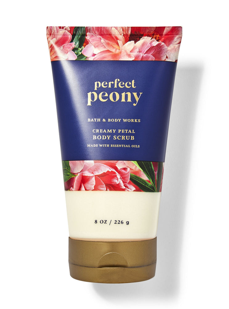 Body Scrub - Perfect Peony - 226g