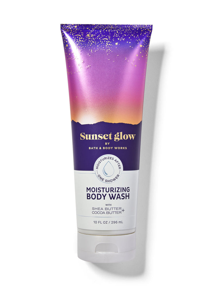 Bath & Body Works - Body Wash - Sunset Glow