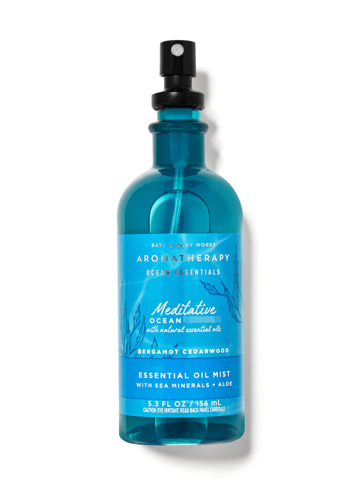 Pillow Mist - Aromatherapy - Mediative - Bergamot Cedarwood - 156 ml