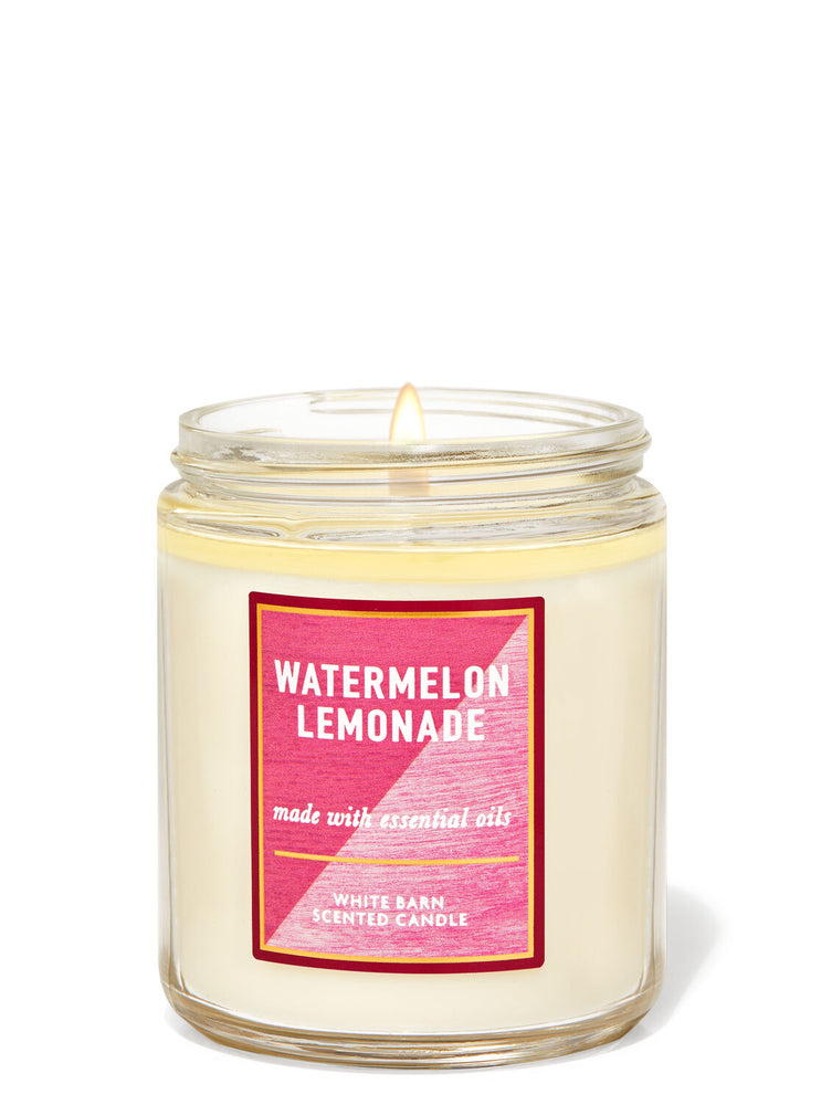 1-Docht Kerze - Watermelon Lemonade - 198g
