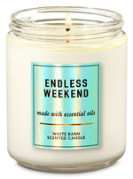 1-Docht Kerze - Endless Weekend - 198g