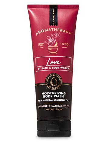 Body Wash - Aromatherapy - Love - Jasmine Sandalwood - 296ml