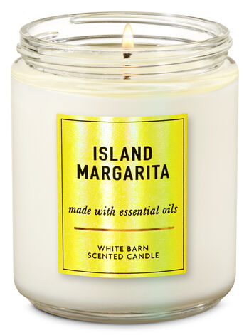 Bath & Body Works - 1-Docht Kerze - Island Margarita - www.unlimitedbrands.de