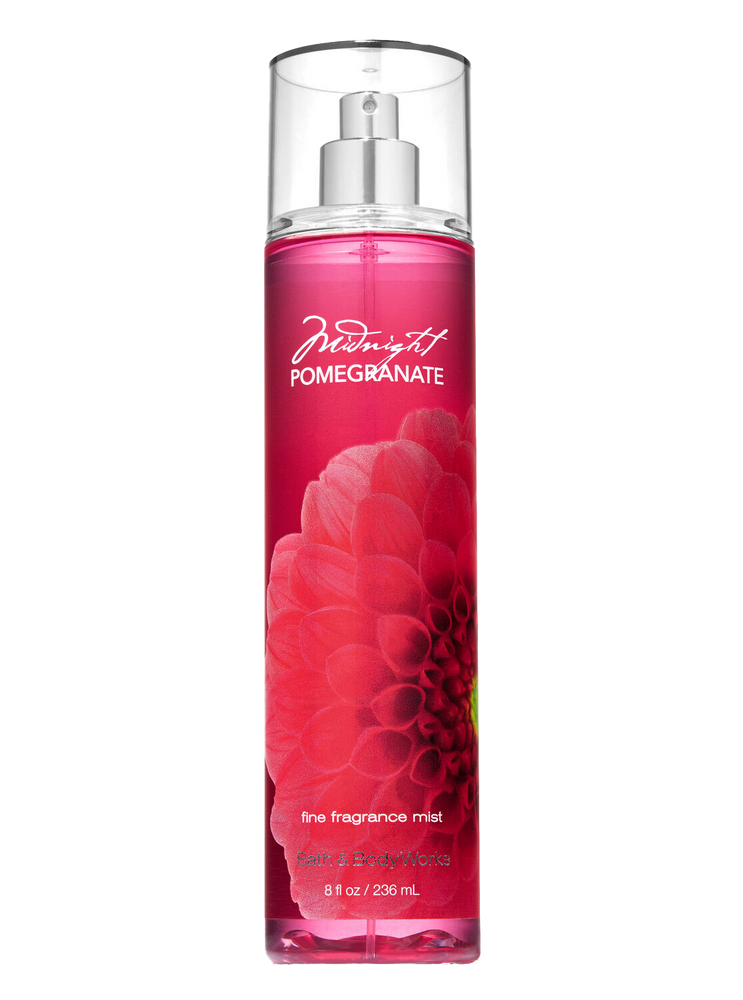 Bath & Body Works - Body Spray - Midnight Pomegrante - www.unlimitedbrands.de