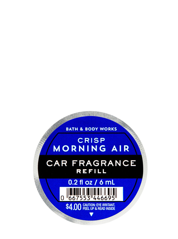 Bath & Body Works - Auto-Lufterfrischer Refill - Crisp Morning Air
