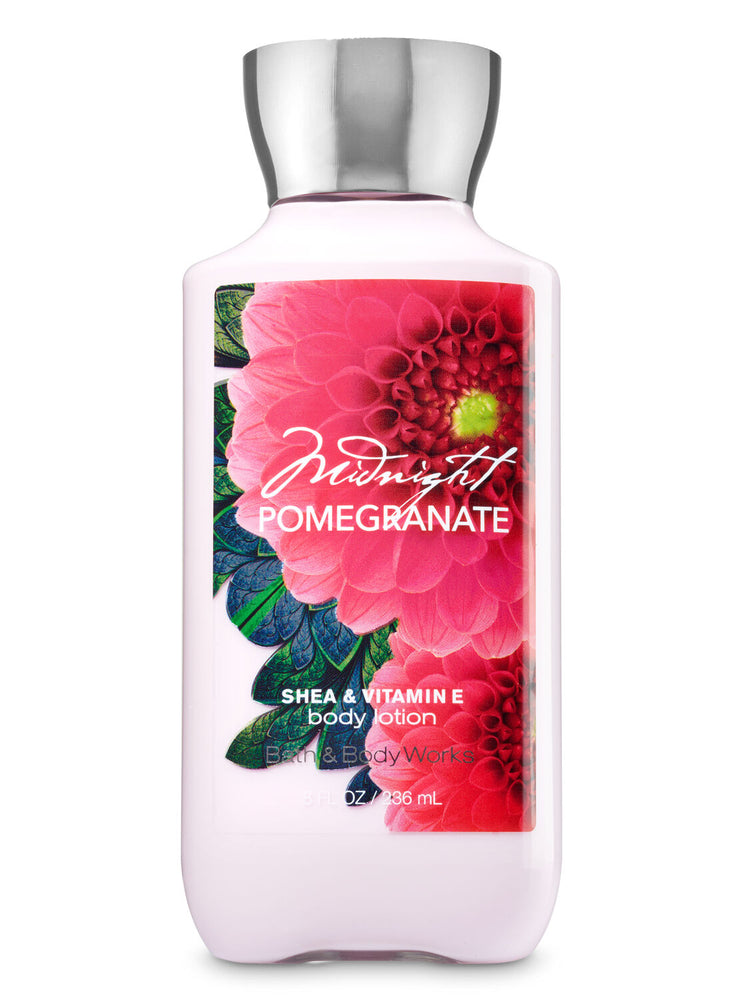Bath & Body Works - Body Lotion - Midnight Pomegranate - www.unlimitedbrands.de