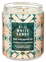 Bath & Body Works - 1-Docht Kerze - Fiji White Sands - www.unlimitedbrands.de