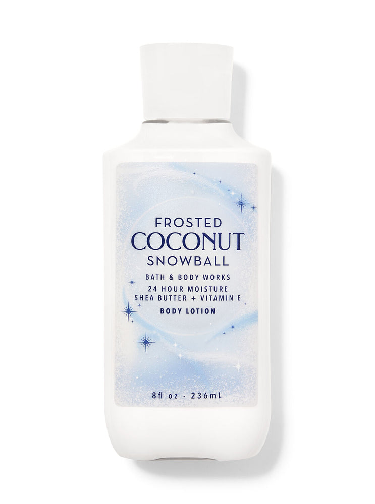 Body Lotion - Frosted Coconut Snowball- 236ml