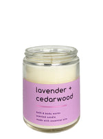 Bath & Body Works - 1-Docht Kerze - Lavender Cedarwood