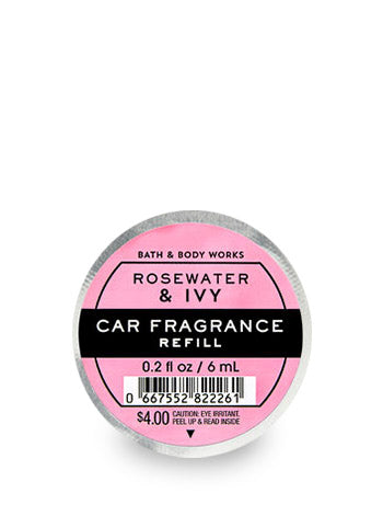 Bath & Body Works - Auto-Lufterfrischer Refill - Rose Water & Ivy