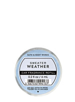 Auto-Lufterfrischer Refill - Sweater Weather - 6ml