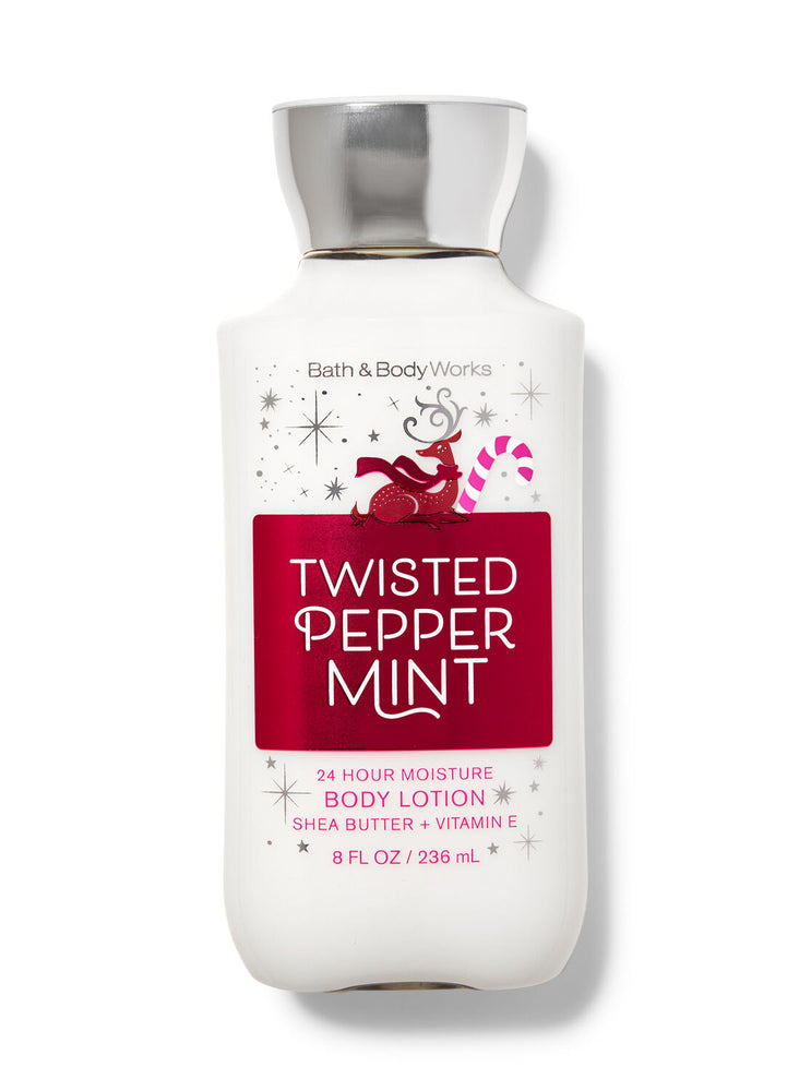 Body Lotion - Twisted Peppermint- 236ml