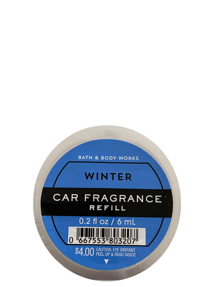 Auto-Lufterfrischer Refill - Winter - 6ml