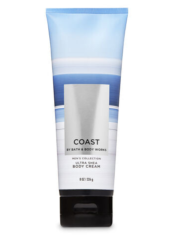 Bath & Body Works - Body Cream - Coast