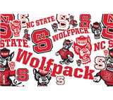NC State 16 oz. All Over Wrap Tumbler