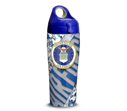 Air Force 24 oz. Stainless Steel Water Bottle