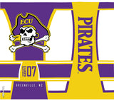 ECU 24 oz. Spirit Wrap Water Bottle