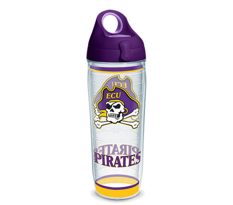 ECU 24 oz. Tradition Wrap Water Bottle