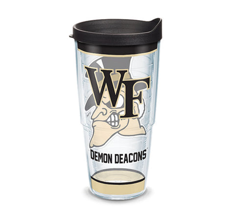 Wake Forest 24 oz. Tradition Wrap Tumbler