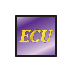 "ECU 2"" Square Hitch Cover"