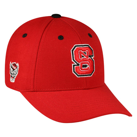 NC State Triple Threat Adj. Hat