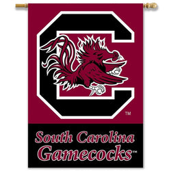 USC 2-Sided Banner Flag