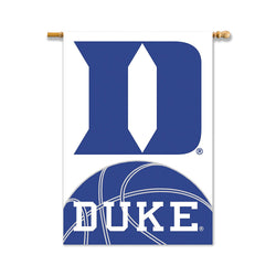 Duke 2-Sided Banner Flag