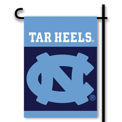 UNC 2-Sided Garden Flag