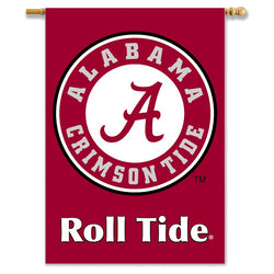 Alabama 2-Sided Banner Flag