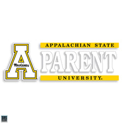 "Appalachian 6""x2"" Parent Vinyl Decal"