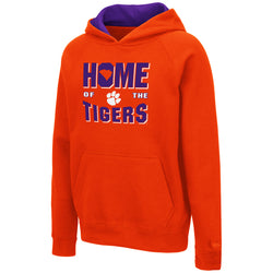 Clemson Youth Boys Pesto Hoodie