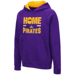ECU Youth Boys Pesto Hoodie